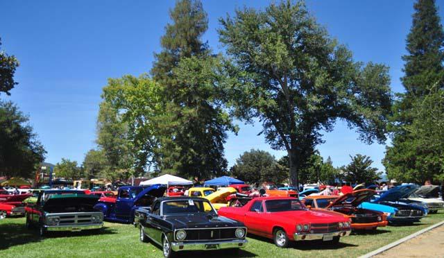 PR Classic Car Show WEB Paso Robles Daily News - Car show paso robles 2018