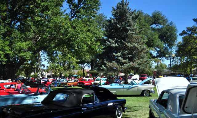Paso Robles Classic Car Show