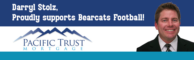 Pacific Trust Mortgage Football banner