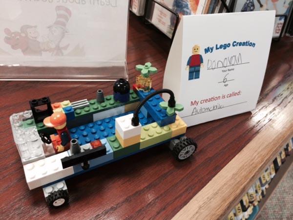 Paso Robles library Legos 2