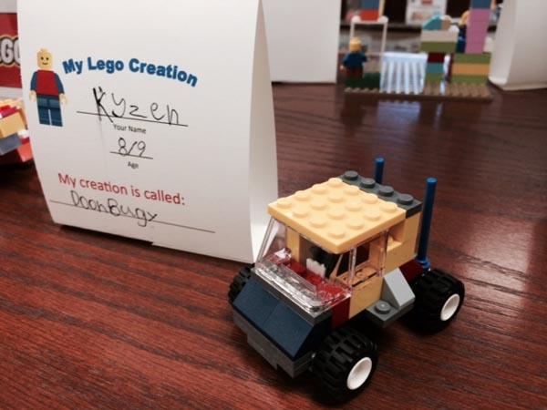 Paso Robles library Legos 3