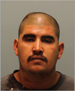 Man arrested for spousal abuse Paso Robles