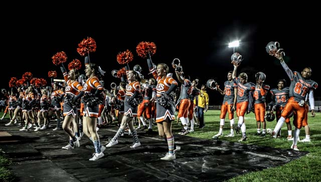 Atascadero Greyhounds, AHS football, Hounds football, Rick Evans