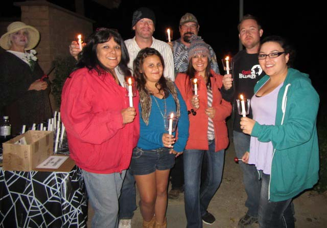 Rios-Caledonia Adobe, Haunted Adobe, ghost stories, candlelight tours