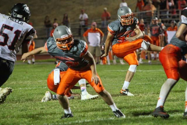 Atascadero football, AHS Greyhounds, Logan Armstrong, Rick Evans