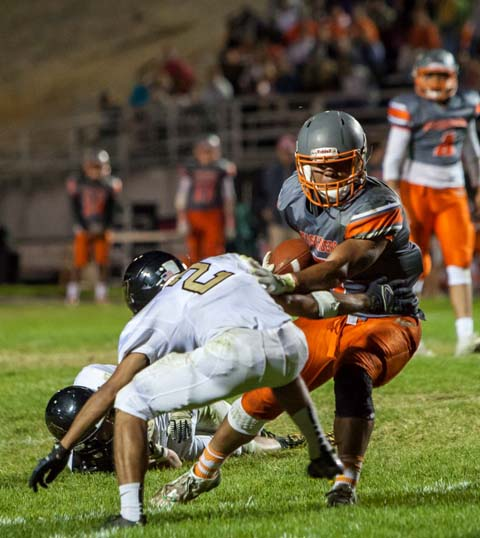 Atascadero Greyhounds, AHS football, Hounds football, Marc Martin, Rick Evans