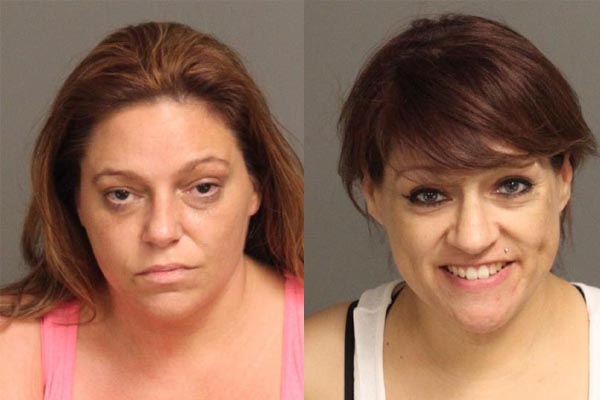 Two Paso Robles women arrested for posession