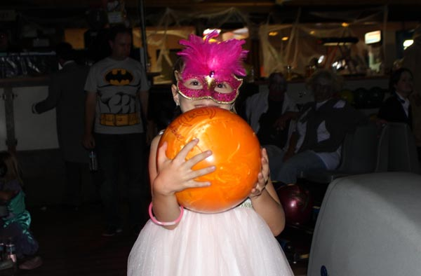 Zombie Bowl Paso bowl Princess