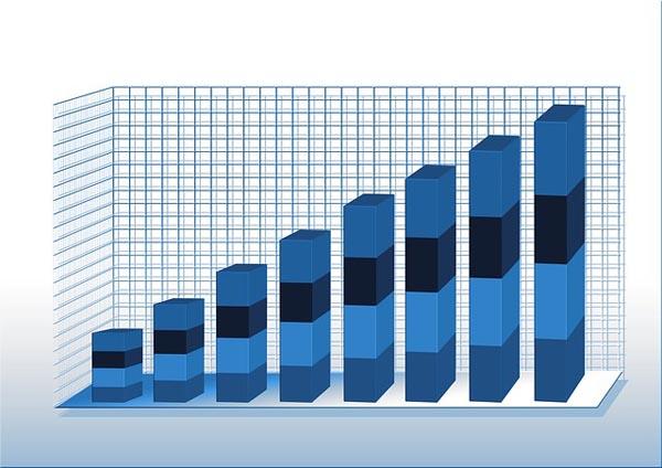 stock image economics