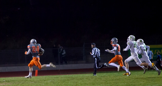Atascadero Greyhounds, AHS football, Rick Evans, RJ Reusche