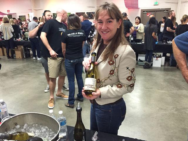 Winemaker Amy Butler