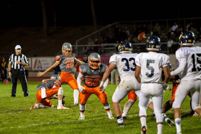 Atascadero Greyhounds, Hounds football, Logan Armstrong, Rick Evans