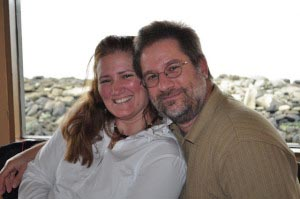 Roberto and Kimberly Morelli are the new owners of the winery.