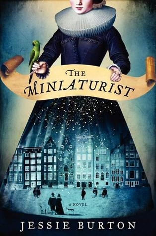 The Miniaturist Paso Robles book january