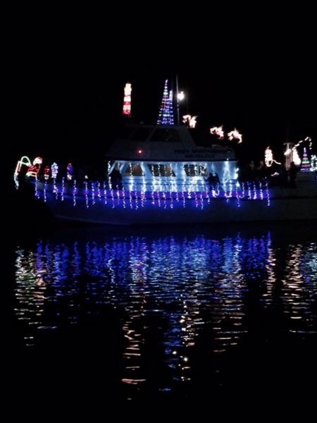 Morro Bay Christmas Parade 2021