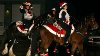San Miguel Christmas Lights Parade & Crafts Faire, San Miguel