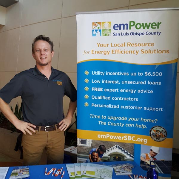 Brett Empower Booth