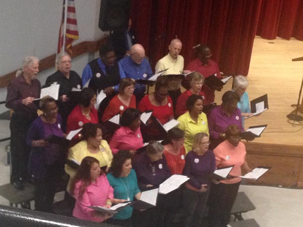 MLK community choir