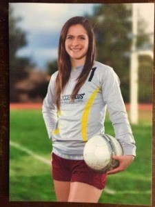 Natalya's Soccer Photo