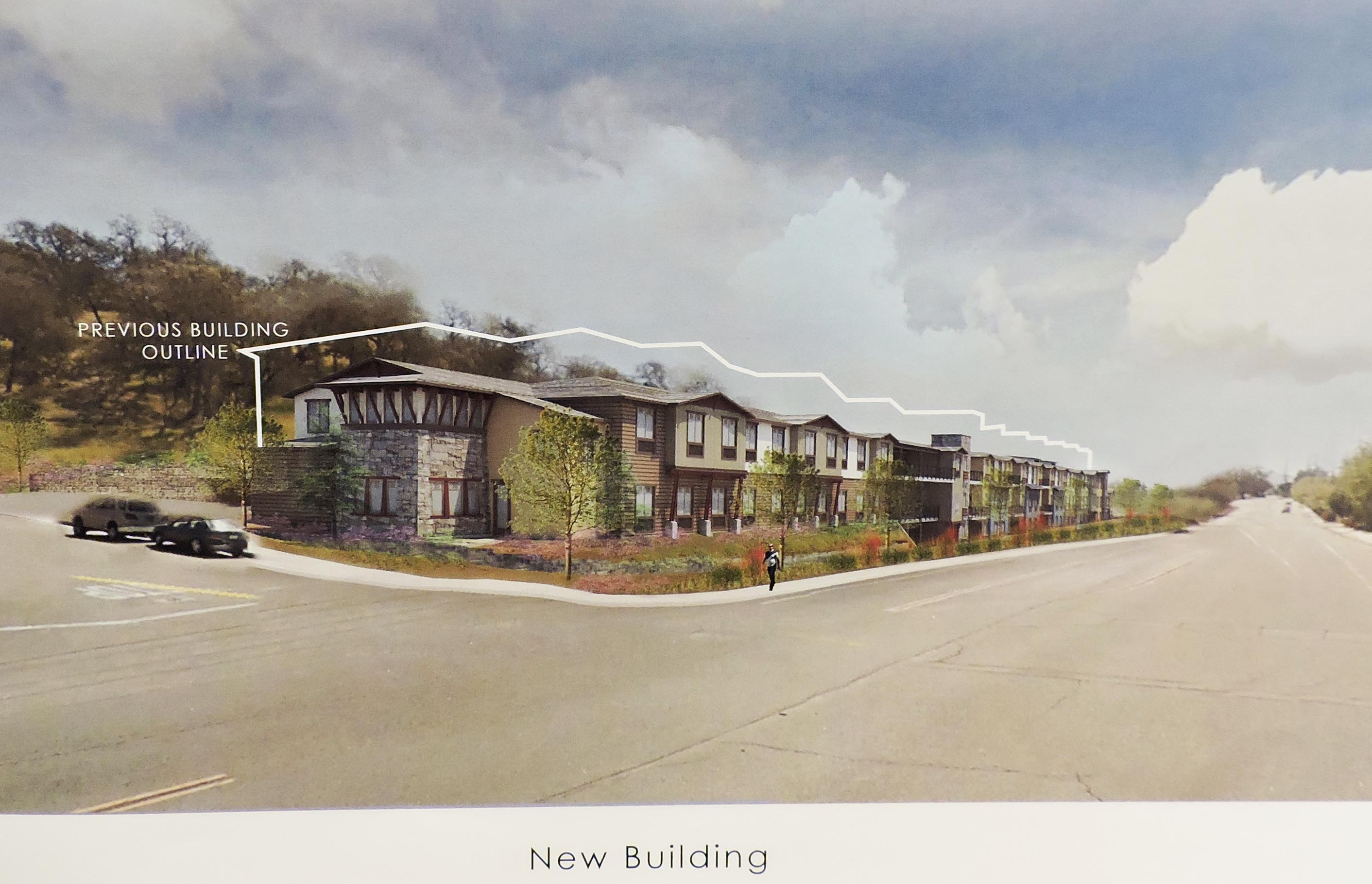Planning Commission Approves Large Assisted Living