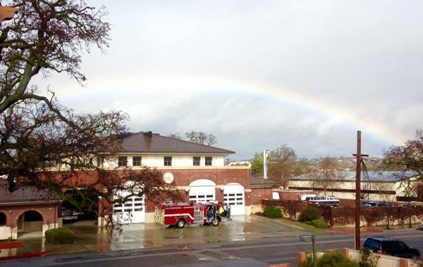 Rainbow pic paso robles