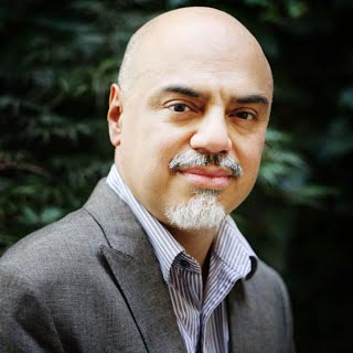 Author Hector Tobar.