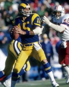 Vince Ferragamo, LA Rams, Super Bowl XIV