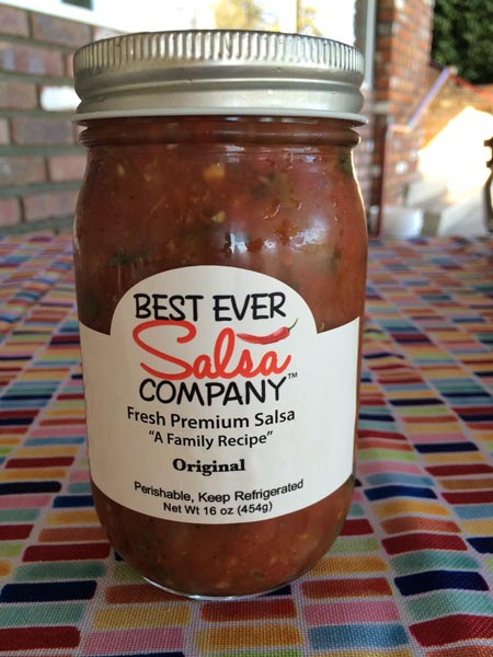best ever salsa