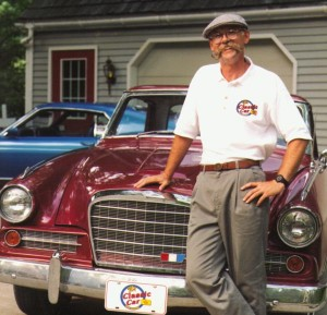 Dennis Gage and My Classic Car TV show will be on hand filming for a future episode of the show.