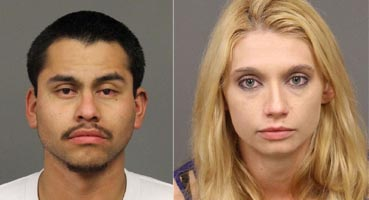 21-year-old Paso Robles resident Rafael Aguilar Anguiano and 29-year-old Atascadero resident Jamie Michelle Cunningham.