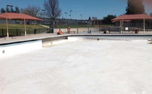 Pool repairs 2