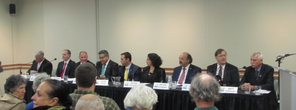 Candidates for 24th Congressional District