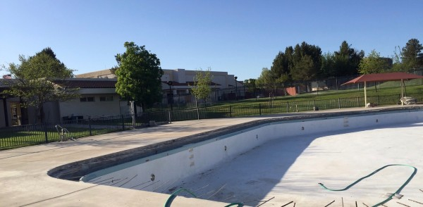 Pool paso robles