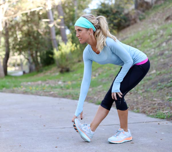 Paso Robles High School Alumni, running coach and fitness enthusiast Sheri Matthews is heading to the Boston Marathon later this month.