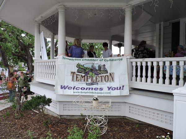 Templeton expo