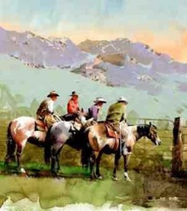 Western art show paso robles