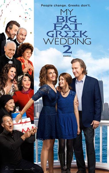 big fat greek wedding 2