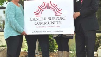 Cancer Support Community, CSC, Mike Lane, Shannon D'Acquisto, Meagan Friberg
