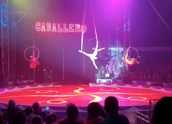 Circus paso robles
