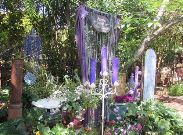 atascaderos enchanted garden a wonderland for the imagination - Enchanted Garden