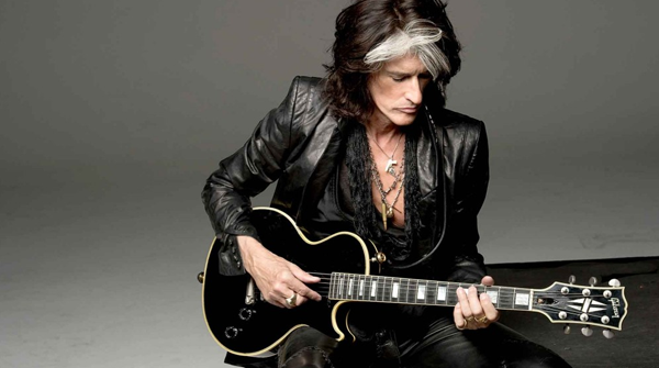 The Paso Robles Daily News interviewed Joe Perry, Aerosmith guitarist and member of new tribute band, The Hollywood Vampires, which are coming to the Mid-State Fair in July.