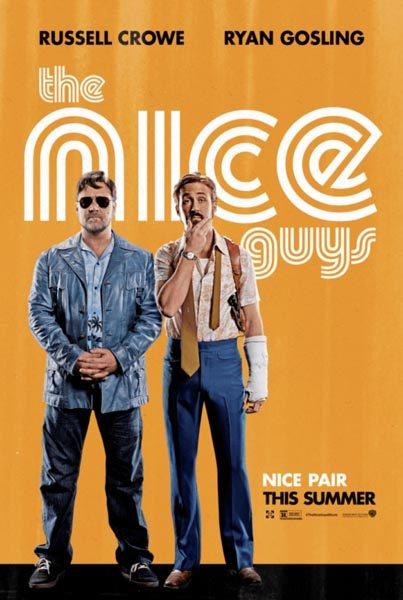 Nice guys movie poster