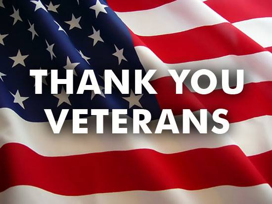 Thank you Veterans Courtyard Marriott Paso Robles