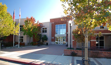 The Paso Robles Library.