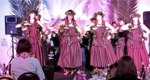 hula dancers from Na Mele O Ke Kai