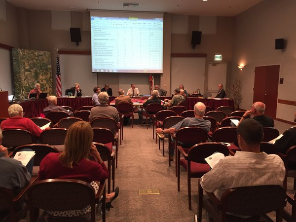 Paso Robles City Council Special Meeting