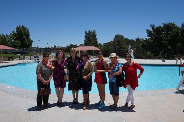 Centennial Pool Opening