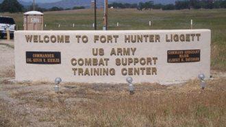 Fort Hunter Liggett