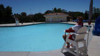 Lifeguard Centennial Pool