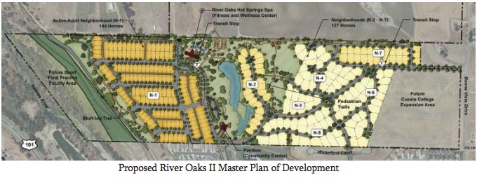 River oaks expansion
